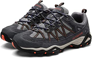 Men's Outdoor Hiking Shoes, Mesh Breathable Low-top Hiking Shoes In Autumn and Winter, Sole Cushioning Design, Used for Cl...