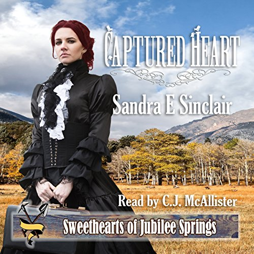 Captured Heart audiobook cover art