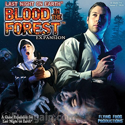 Blood In The Forest Last Night on Earth