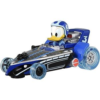 トミカ ディズニー ミッキーマウスとロードレーサーズ MRR-10 ダック・クルーザー ドナルドダック  (スーパーチャージタイプ)