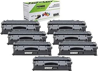 PayForLess 49X Q5949X 49A Q5949A Toner Cartridge 7PK Black Compatible for HP Laserjet 1320 1320N 1320TN 1320NW 3390 3392 Printers