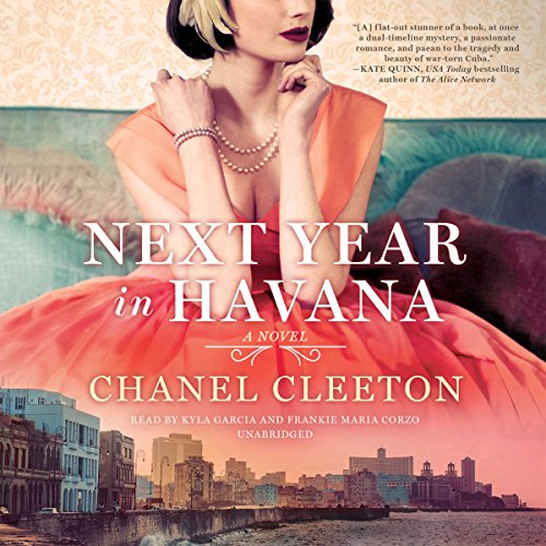 Next Year in Havana audiobook cover art
