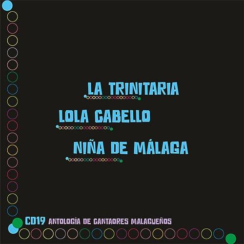Antologia de Cantaores Malaguenos, Vol. 19