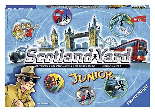 Ravensburger Kinderspiele 22289 - Scotland Yard Junior