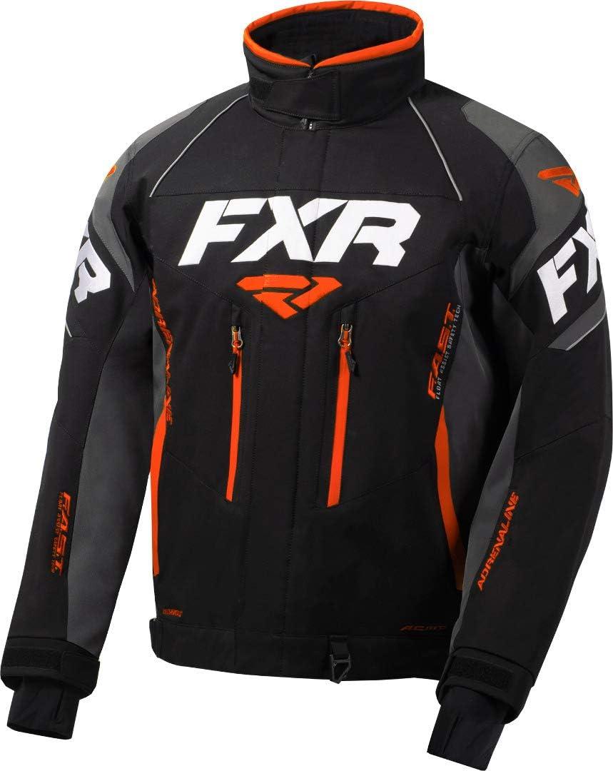 Black Ops - X-Large FXR Mens Adrenaline Jacket