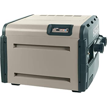 Hayward W3H150FDP Universal H-Series 150,000 BTU Pool and Spa Heater, Propane