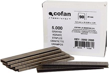 17 x 210 mm Cofan 097817210 Brocas para muros
