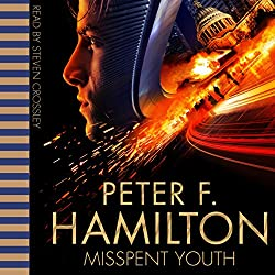 Misspent Youth. By Peter F Hamilton.