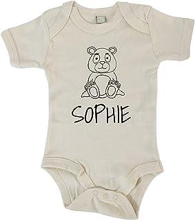 JOllify JOllipets Baby Strampler - SOPHIE - 100% BIO - Variante: Tiere Zoo
