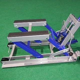 BTdahong Plataforma elevadora hidráulica para Motocicleta, Soporte Protegido, Pedal hidráulico, Elevador de Tijeras