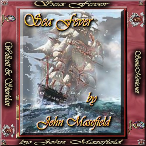 Sea Fever audiobook cover art