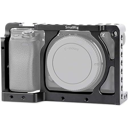 SMALLRIG Sony A6000/A6300/A6500 ILCE-6000/ILCE-6300/ILCE-A6500/Nex-7専用ケージキット DSLR 装備 拡張カメラケージ 軽量 取付便利 耐久性 耐食性-1661 [並行輸入品]