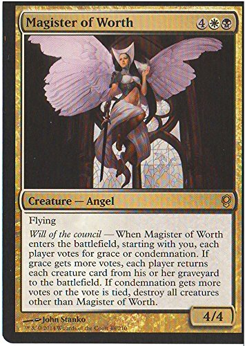 Magic The Gathering - Magister of Worth (48/65) - Conspiracy