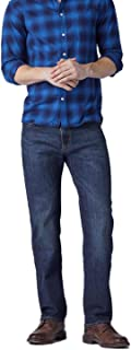 LEE Men's Big & Tall Extreme Motion Relaxed Jean, Maverick - 46W x 28L