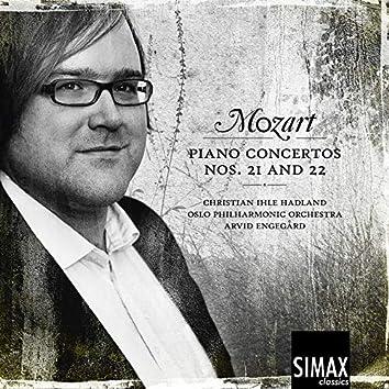 Mozart Piano Concertos Nos. 21 and 22