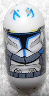 Mighty Beanz 2010 Star Wars Loose CLONE WARS EXCLUSIVE #65 CAPTAIN REX