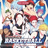 Kuroko s Basketball 2022 Calendar: 18-month Grid Monthly Yearly Calendar for all ages and genders with mini size 7   x 7