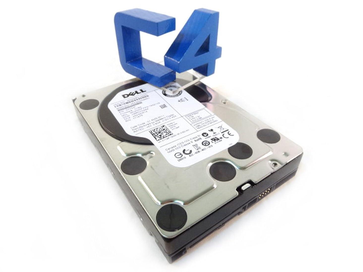 同意する飼料バナナDellデルcp464-sub 1tb NL SAS 7.2?K 6?Gbps 3.5ハードドライブygg39