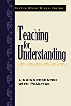 Teaching for Understanding: Linking Research with Practice (Jossey Bass Education Series)