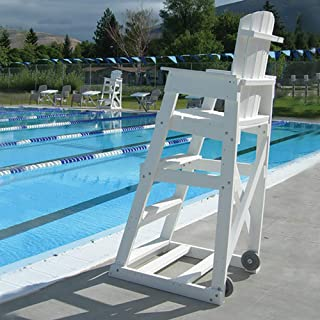 4 Foot Mendota Lifeguard Chair (48 Inches)