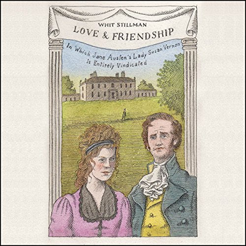 Love & Friendship audiobook cover art