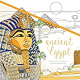 Kaisercraft Ancient Egypt KaiserColour Perfect Bound Coloring Book, 9.75' x 9.75'