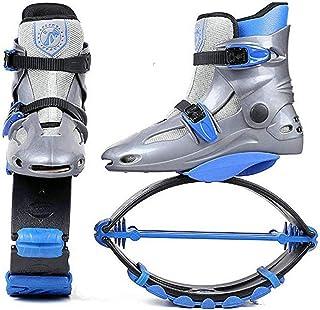 Zapatos de Rebote para niños y niñas Saltos de, Zapatos de Rebote antigravedad Zancos Ejercicio físico Rango de Carga de Peso 20-40 kg
