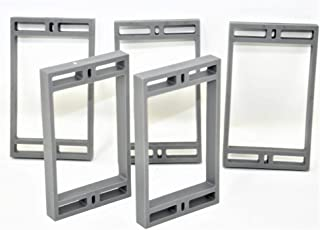 Electrical Box Spacers Single Gang 3/8 inch 5 pack