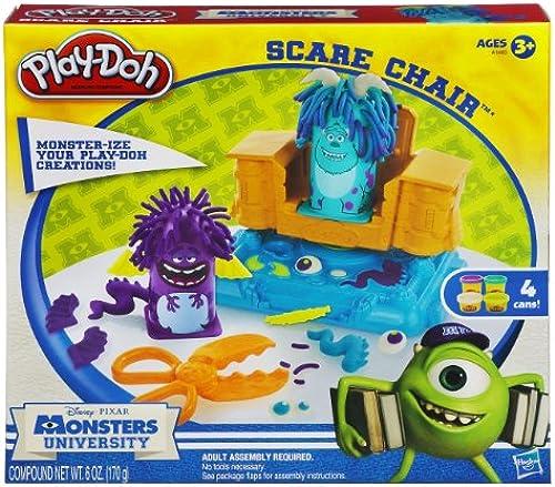Disney Play Doh Monsters University Scare Stuhl
