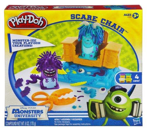Play-Doh - A1400E240 - Loisir Créatif - Coiffeur Monstre et Compagnie 2