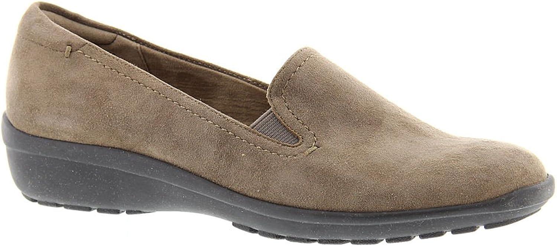 Easy Spirit Womens Santara Slip-On Loafer