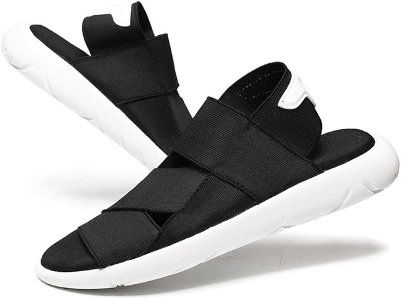 ZOQI New Fashion Summer Beach Breathable Men Sandals Genuine Leather Men39;s Sandal Man Causal shoes