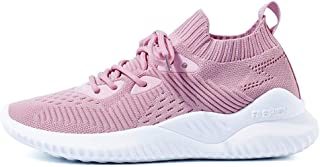 SKLT Elasticity Socks Running Shoes for Women Sports Workout Breathable Damping Slip-On Sneakers Female Casual Shoes Outdoor Sneakers