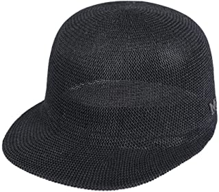 SHENTIANWEI Hat Korean Version of The Summer New Linen Grass Yarn Ladies Sun hat Equestrian hat Fashion Cool hat (Color : Black)