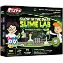 Playz Glow In The Dark Slime Lab Science Kit