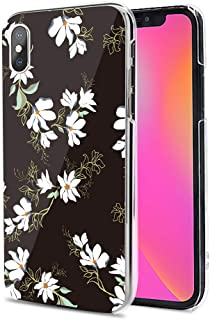 LG G8X ThinQ ケース カバー ハード TPU 素材 おしゃれ かわいい 耐衝撃 花柄 人気 全機種対応 小さい花の群れ06 フラワー 11890755