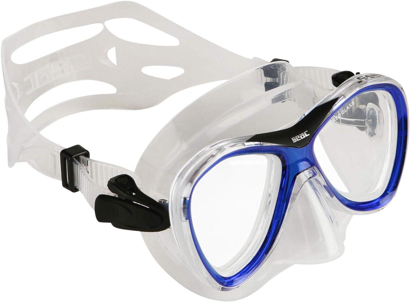 Seac 2021 model Snorkeling Capri Mask It is very popular Siltra