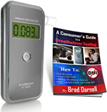 AlcoMate Breathalyzers NEVER Need Factory Calibration - Alcomate Premium AL7000 Alcohol Breathalyzer