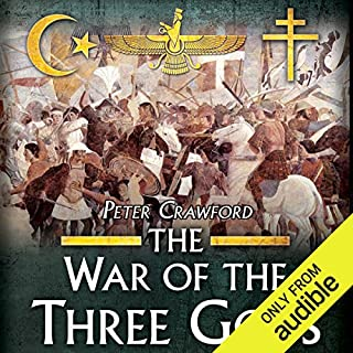 The War of the Three Gods audiobook cover art