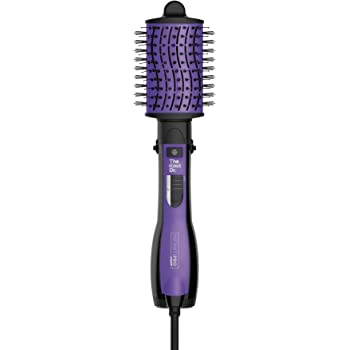 INFINITIPRO BY CONAIR The Knot Dr. All-in-One Dryer Brush, Hair Dryer & Volumizer, Hot Air Brush