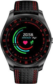 2019 SIM TF Card Heart Rate Pedometer BT4.0 Wristwatch Smart Watch