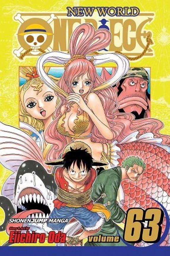 連続的者ハンディキャップOne Piece, Vol. 63: Otohime and Tiger (One Piece Graphic Novel) (English Edition)