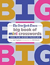The New York Times Big Book of Mini Crosswords: 500 Fun-Sized Puzzles PDF