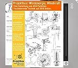 Windenergie, Windkraft: Deine Projektbox inkl. 404 Original-Patenten bringt Dich mit Spaß hinter die Geheimnisse der Technik!