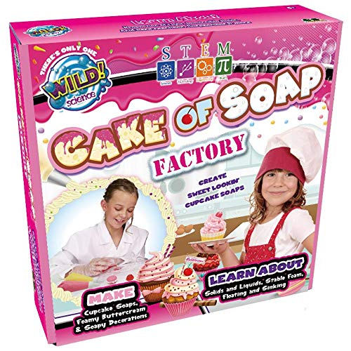 Wild Science WS100L Cake of Soap Factory, Keine Angabe