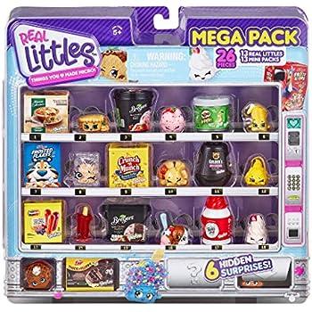 Shopkins Real Littles Mega Pack | 13 Real Lit | Shopkin.Toys - Image 1