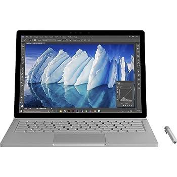 Microsoft Portátil Surface Book 2 en 1 de 13,5 pulgadas (Intel Core i7, 256 GB, 8 GB de RAM, Windows 10) con base de rendimiento (renovado)