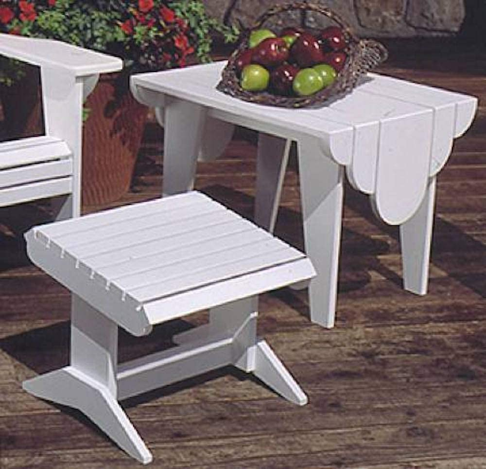 WoodworkersWorkshop Plans to Build a Cash special price Beauty products Si and Adirondack Footstool
