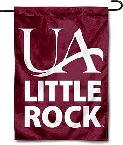 College Flags & Banners Co. Arkansas Little Rock Trojans Garden Flag