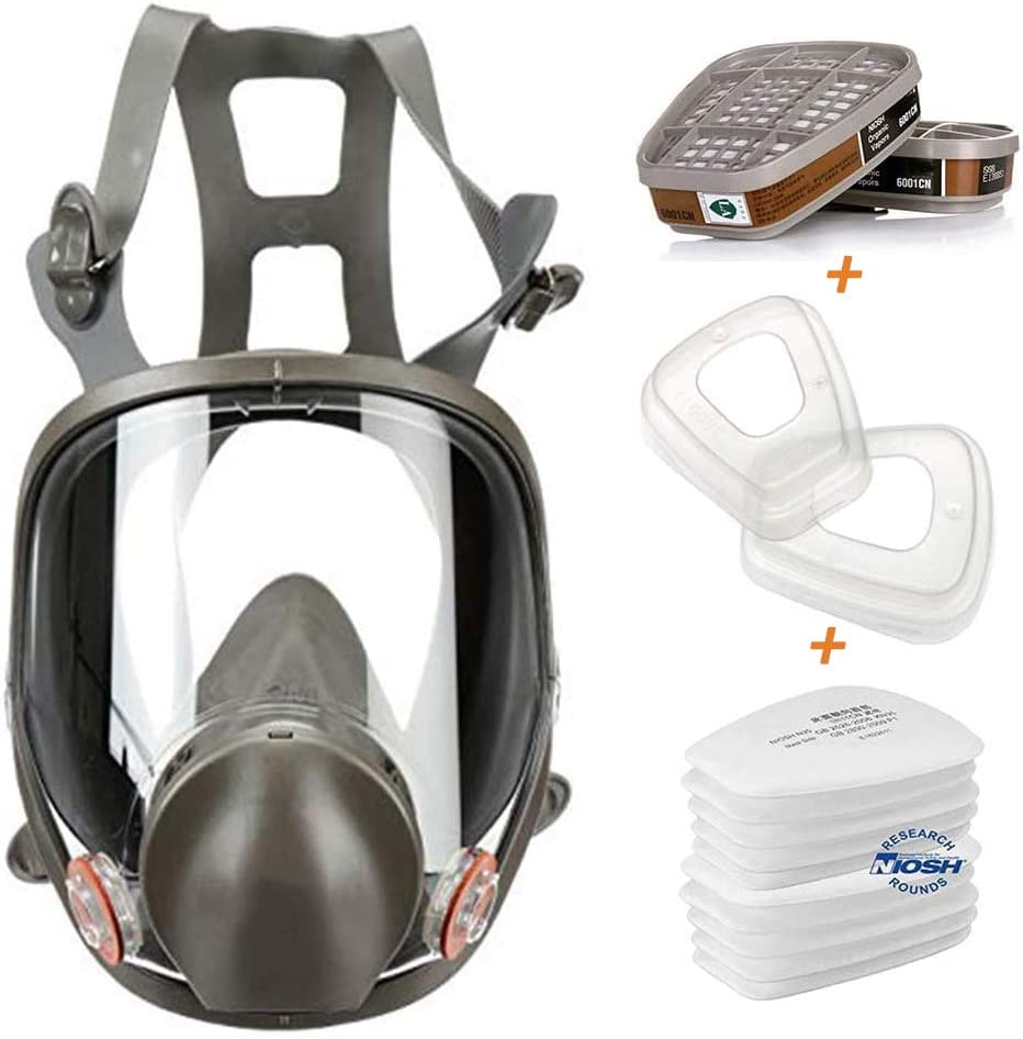 chengchuang 15 New Shipping Free in 1 Full Wide Face Respirator Field Ranking TOP13 of